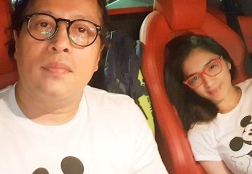 Intip Liburan Romantis Angel Karamoy dan Jose Poernomo di Maladewa