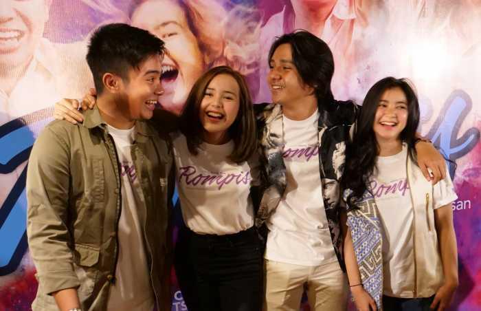 Film Remaja 'Rompis' Siap Bikin Baper Penonton dengan Puisi Cinta