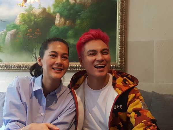 Paula Baru Tahu Baim Wong Pernah Jatuh Cinta Sama Citra Kirana