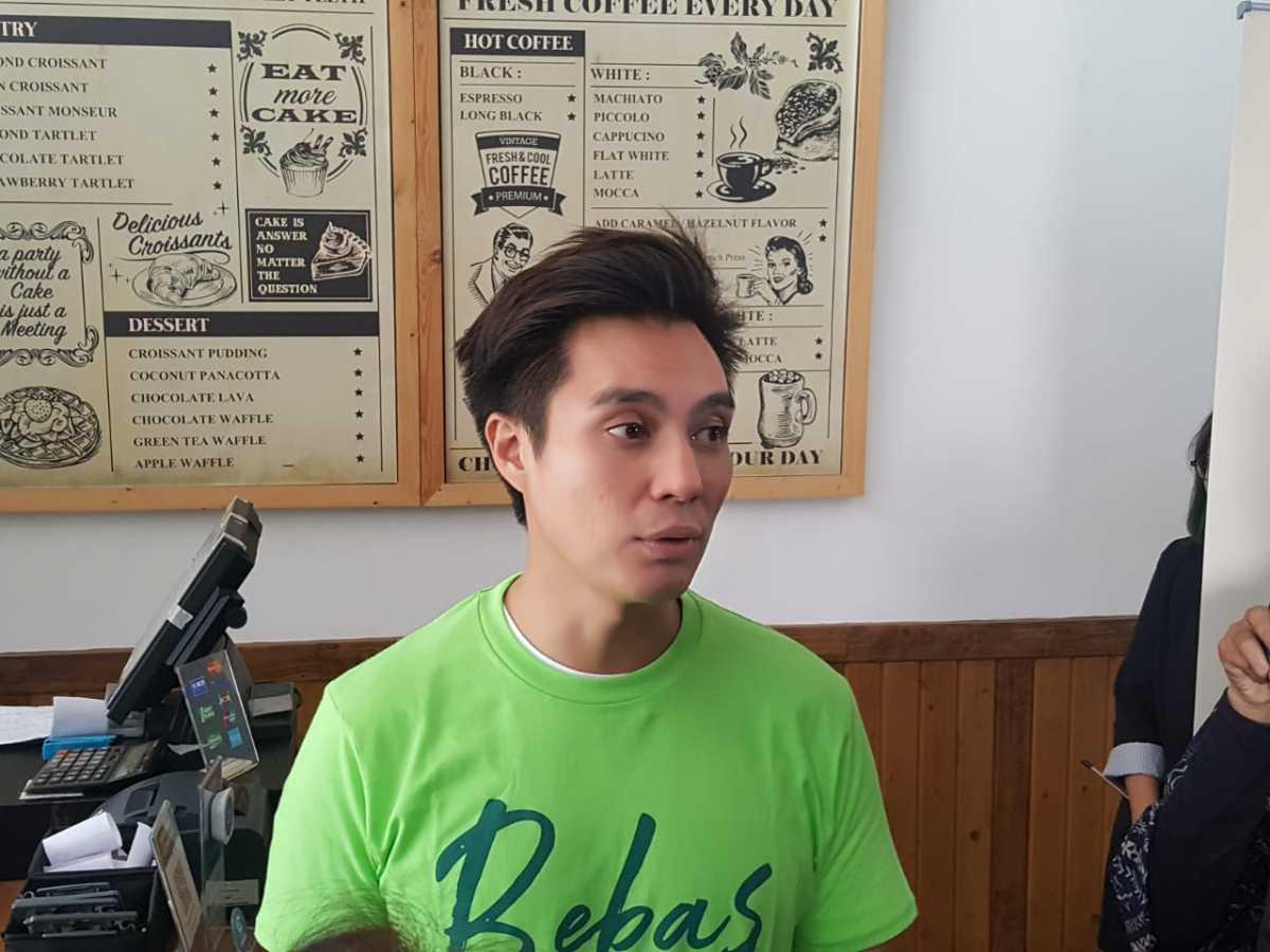 Baim Wong Sempat Ketakutan saat Syuting Film 'Bebas'