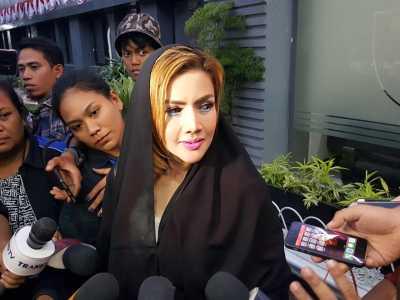 5 Hari Tak Bertemu Galih, Barbie Kumalasari Ingin Mediasi dengan Fairuz