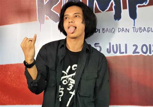 Nih, Adegan Tersulit Bisma Karisma di Film 'Koboy Kampus'
