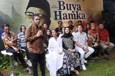 Film 'Buya Hamka' Bertabur Bintang, Ini Para Pemain Serta Perannya