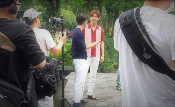 Cerita Super Junior dan TVXQ Syuting di Candi Prambanan