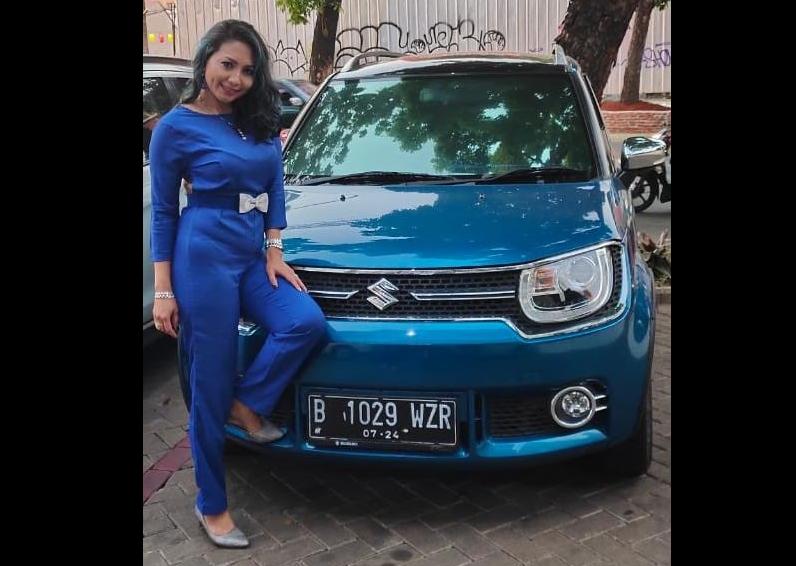 DJ Ay Suka Mini SUV Ignis karena Terlihat Funky
