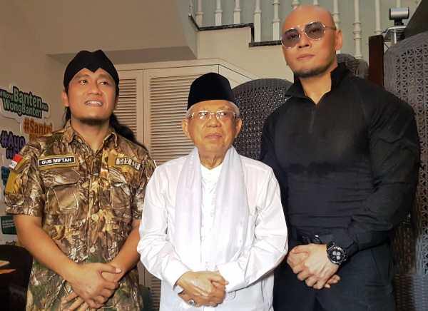 Ahmad Deddy Cahyadi Jadi Nama Islam Deddy Corbuzier