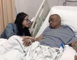 Kronologis Sakit Ayah Dewi Perssik Sampai Akhirnya Wafat