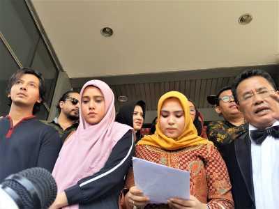 Kakak Fairuz: Yang Marah Bukan Cuma Keluarga, tapi Wanita Se-Indonesia