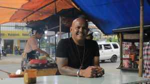 Ica Naga, Kisah Aktor Preman Pensiun yang Dulunya Preman