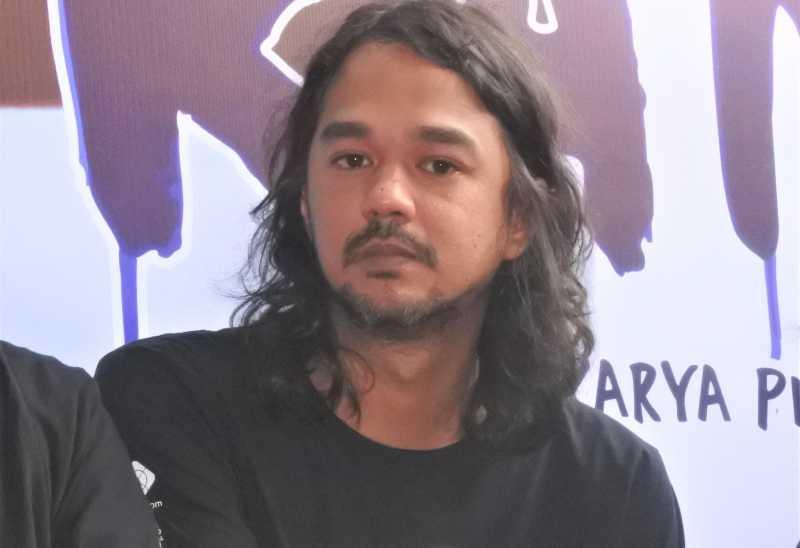 Cerita Jason Ranti Perankan Pidi Baiq di Film 'Koboy Kampus'