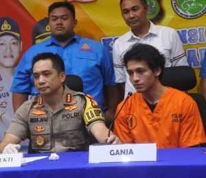 Polisi menangkap langsung Jefri Nichol ketika beli kertas papir di kawasan Kebayoran Baru, Jakarta Selatan.