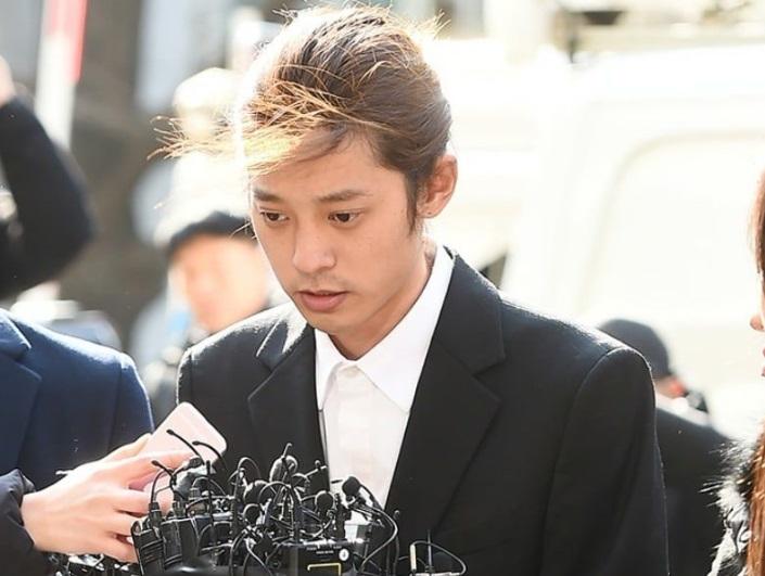 Berapa Tahun Hukuman Penjara Bagi Jung Joon Young?