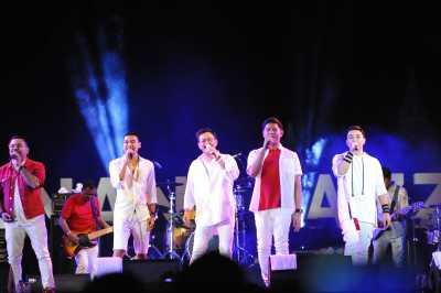Digombalin Sama KahitRAN di Prambanan Jazz 2018