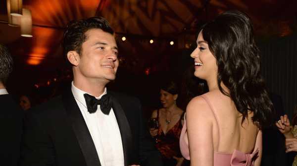 Cincin Tunangan Katty Perry kok Mirip Mantan Istri Orlando Bloom?