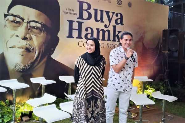 Laudya Cynthia Bella Jadi Istri Vino Bastian di Film 'Buya Hamka'