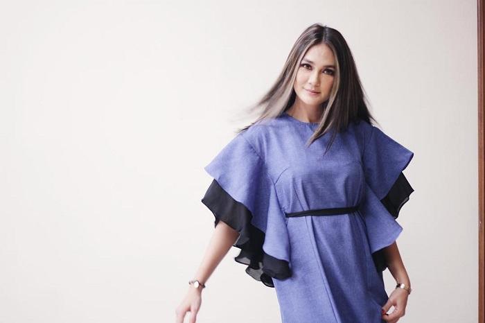 Jawaban Luna Maya Tak Sebut Nama Syahrini di Promo Acara Shopee