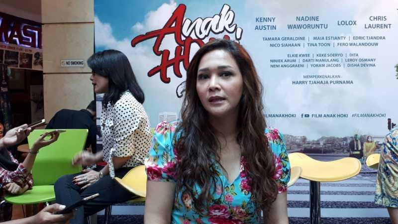 Maia Estianty Main Film yang Menceritakan Ahok, 'Anak Hoki'