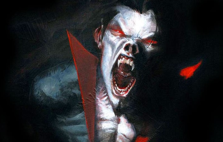 Sang Joker di 'Suicide Squad' Bakal Jadi Morbius, Antihero Berwujud Vampir