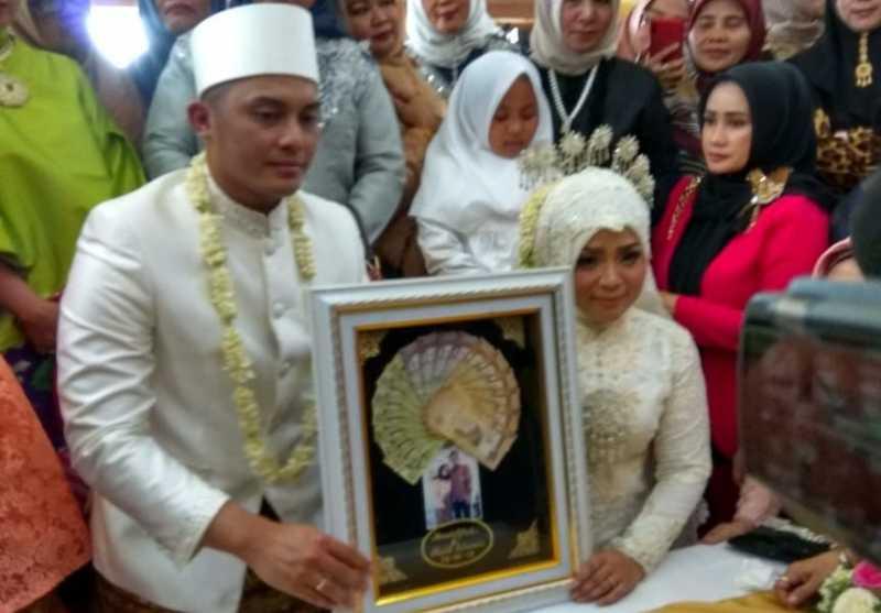 Jadi Istri Fadel Islami, Muzdalifah Dapat Mas Kawin Berlian, Emas dan Riyal