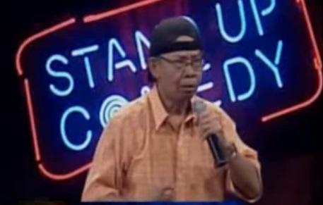Komedian Nana Krip Meninggal Dunia