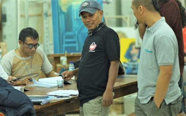 Kisah Pidi Baiq Dituangkan Dalam Film 'Koboy Kampus'