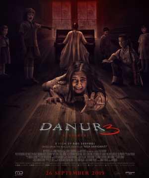 Tayang 26 September, 'Danur 3: Sunyaruri' Rilis Poster Mencekam