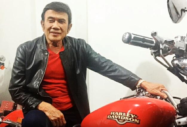 4 Fakta Rhoma Irama Disawer Harley Davidson Tampil di Hajatan Haji Ciut