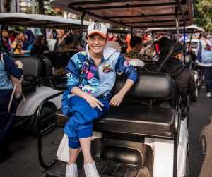 Sheryl Sheinafia dan Claudya Fritska Persembahkan 'Dream High' untuk APG 2018