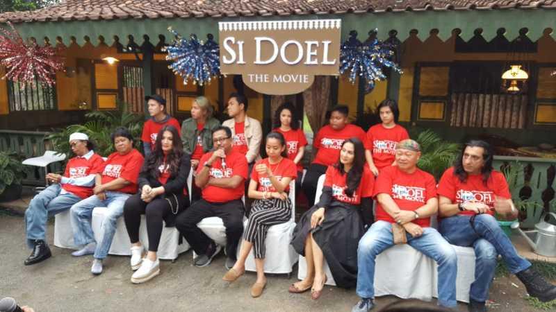 Bukan di Indonesia, 'Si Doel The Movie' Akan Tayang Premiere di Belanda
