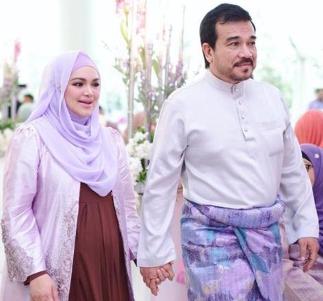 Alami Pendarahan, Siti Nurhaliza Maafkan Penyebar Foto Bayinya