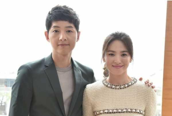Ini Alasan Song Hye Kyo Ingin Cerai dengan Song Joong Ki