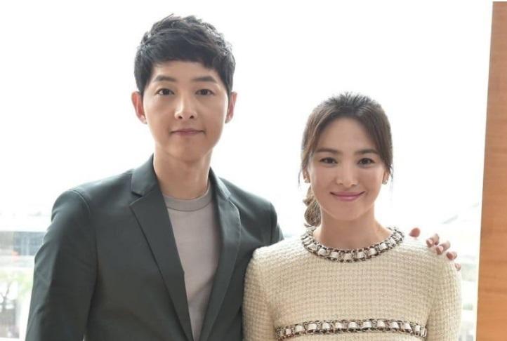 Resmi Cerai, Song Joong Ki dan Song Hye Kyo Tidak Bagi-bagi Harta