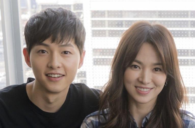 Song Hye Kyo dan Song Joong Ki Resmi Cerai