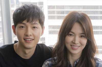 Song Hye Kyo Cerai karena Selingkuh dengan Park  Bo Gum?