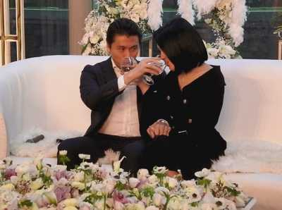 Usai Menikah, Syahrini Rilis Single 'Restu'