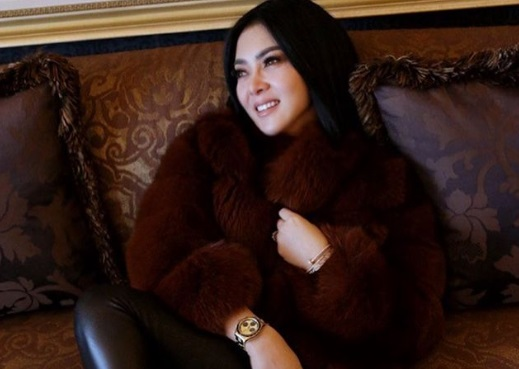 Syahrini jadi Brand Ambassador Shopee, Netizen Malah Ramai-ramai Ajak Uninstall