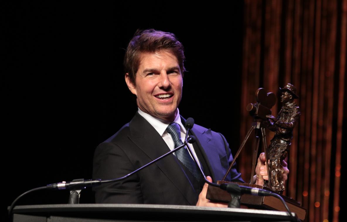 Tom Cruise dan Elon Musk Duet Bikin Film di Luar Angkasa