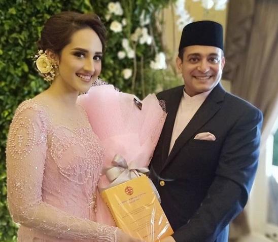 5 Foto Pertunangan Tsamara Amany dan Ismail Fajrie Alatas