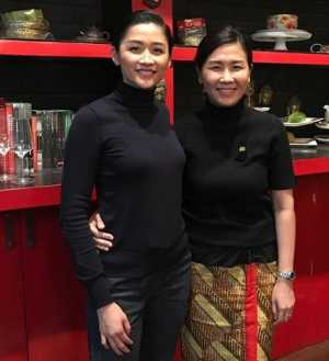 Jenny Zhang, Pemeran Veronica Tan di 'A Man Called Ahok' Bertemu dengan Aslinya