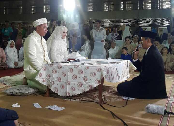 Jumpa Pers Pernikahan Diboikot Wartawan, Vicky Prasetyo Minta Maaf
