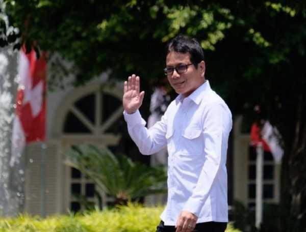 Wishnutama Menghadap Jokowi, Dapat Tawaran Menteri Nih?