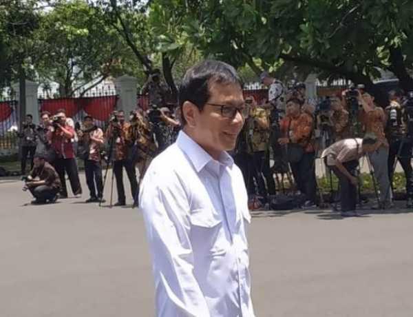 <i>Ngaku</i> Bersedia Jadi Menteri, Wishnutama Siap Pamit dari NET