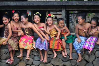 BPS: indeks kebahagiaan orang Bali lebih tinggi