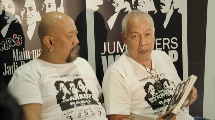 Kronologi Meninggalnya Pendiri Warkop DKI, Rudy Badil
