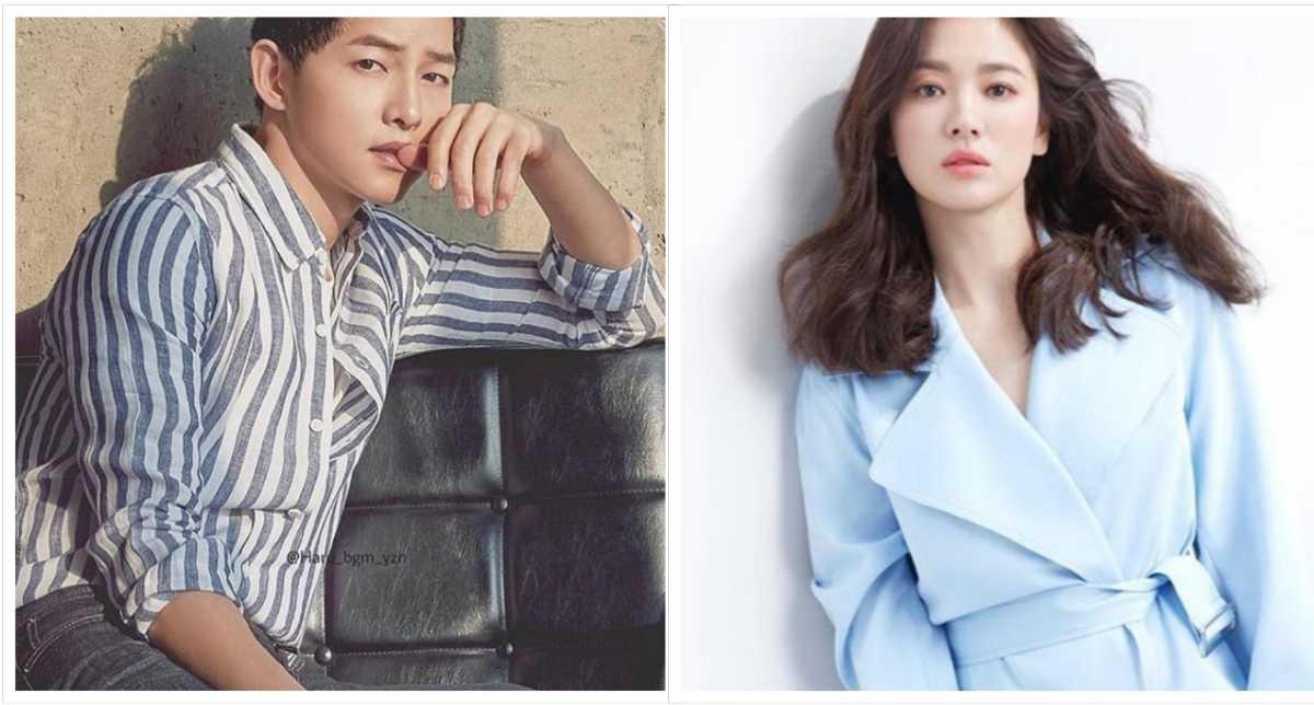 Dirumorkan Naksir Park Bo Gum, Kerabat Dekat Song Hye Kyo Murka