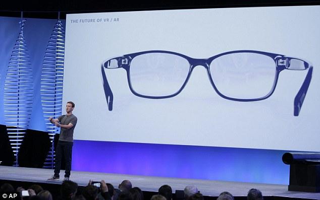 facebook smart glass