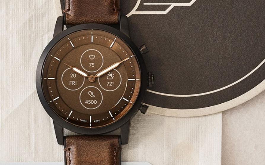 Fossil Luncurkan Smartwatch Hybrid HR, Secanggih Apa Sih?