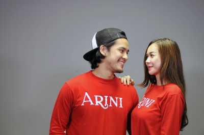 Morgan dan Aura Kasih Bilang Adegan Kissing di Arini itu Sweet