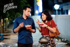 'Aruna dan Lidahnya', Film yang Memuat Dialog, Makanan, dan Musik Nostalgik