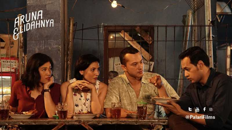 'Aruna dan Lidahnya', Film Lokal yang Siap Tayang 27 September 2018
